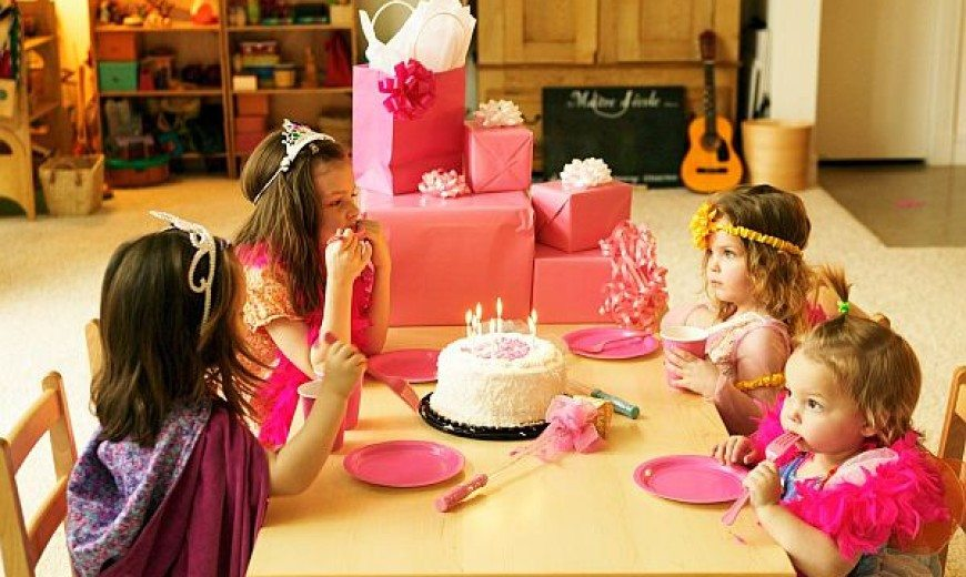 Tips for Hosting a Child's Birthday Party