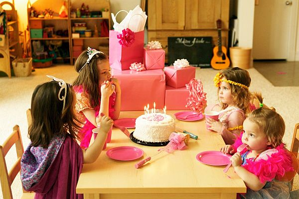 Tips For Hosting A Child S Birthday Party