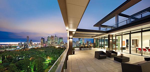 clarendon penthouse - world class penthouse australia