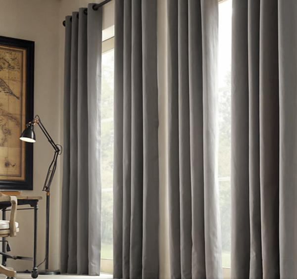 Curtains Ideas curtains contemporary : Drapery Ideas for the Modern Home