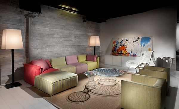 colorful-linvin-room-couch-in-industrial-home-bedroom