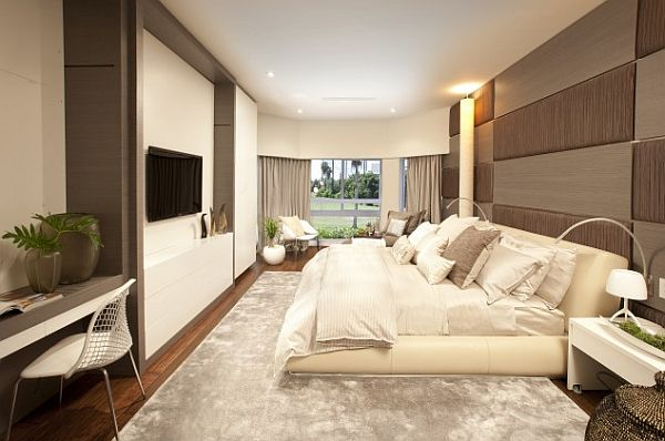 comfortable bedroom design – miami