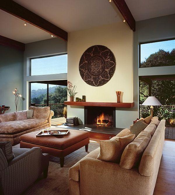 contemporary linving room – san francisco