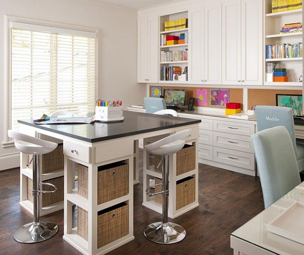 Small Study Room Ideas: How To Design The Perfect Craft Room