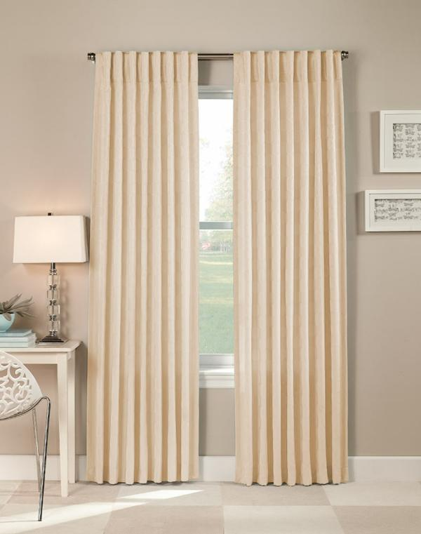 Drapery ideas for the modern home for Modern curtains designs 2012