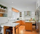 custom white contemporary kitchen furniture