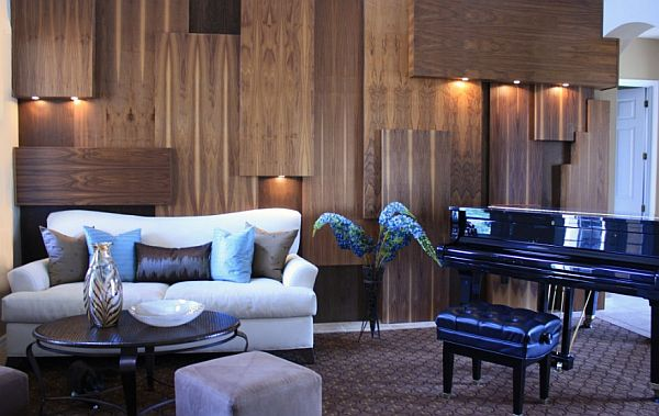 Diy Wood Walls Inspiration Amp How To Install Them