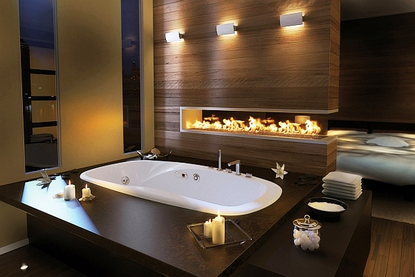 29 Innovative Elegant Bathroom Lighting Ideas | eyagci.com