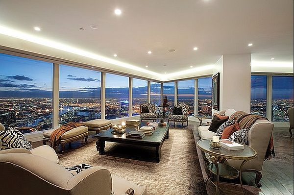 expensive penthouse design - Eureka Tower