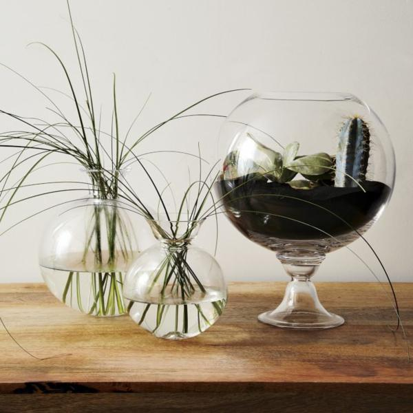 Decorating with houseplants - Vase decoration interieur ...