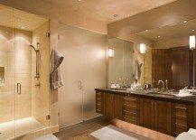 DIY Privacy Frosting Tips: Bathroom Window Treatments