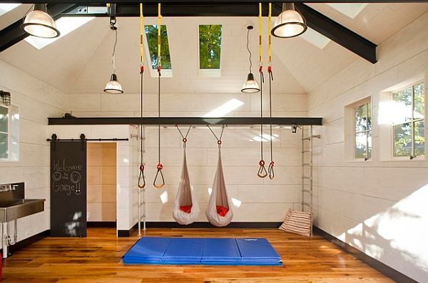 garage redecoration sports play room Tips for Transforming Your Garage