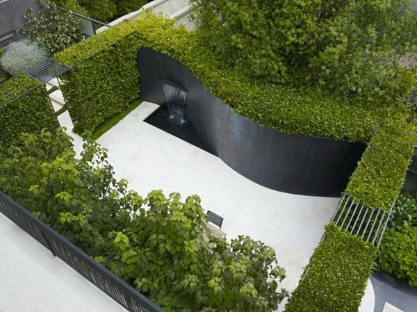 garden room modern landscape design