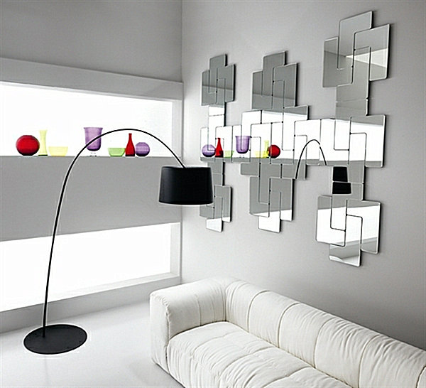 20 fabulous wall mirrors for Decoration or embellishment crossword