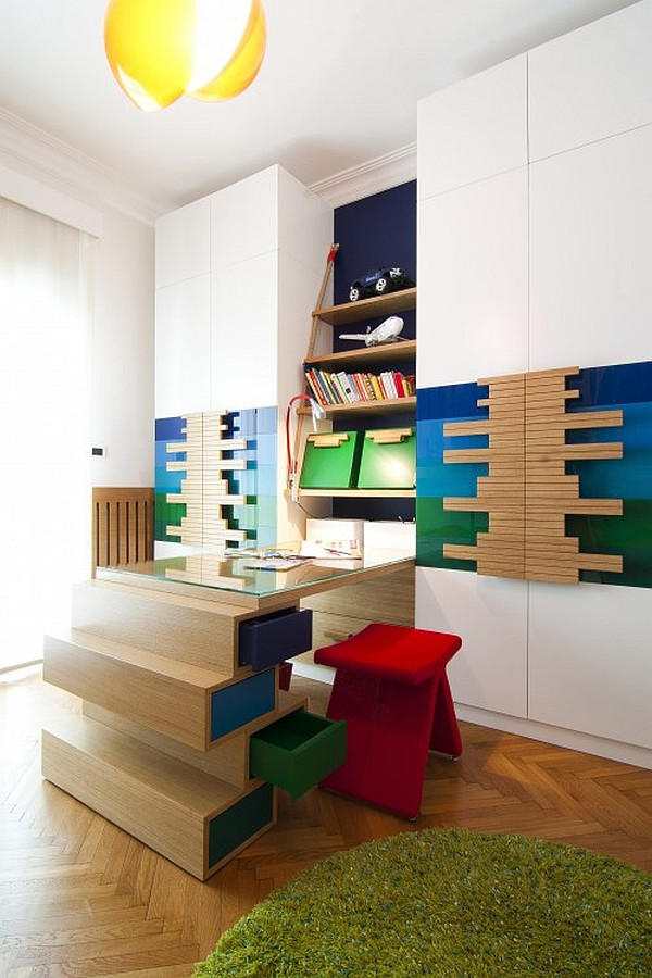 Fun ways to inspire learning creating a study room every for Interior designs for kids