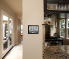 home security with iPad