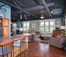 industrial loft design ideas