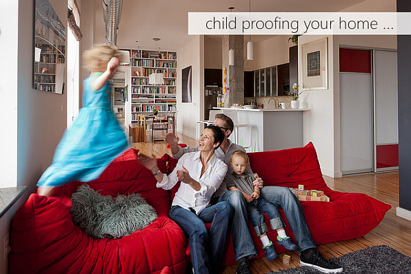 kid proofing your home 4 Tips for Kid Proofing Your Home