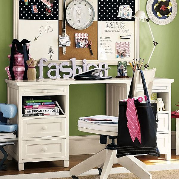 Study Room Design: Fun Ways To Inspire Learning: Creating A Study Room Every Kid Will Do Their Homework In
