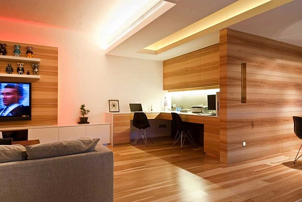luxurious-minimalist-wooden-home-office