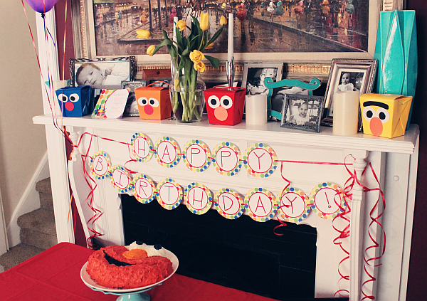 mantle decor birthday decorations How to Personalize Your Mantle Decor