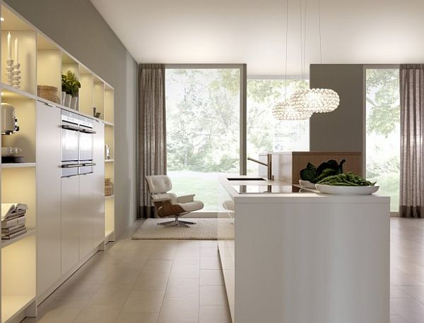 minimalist white kitchen furniture Design Basics for a Minimalist Approach