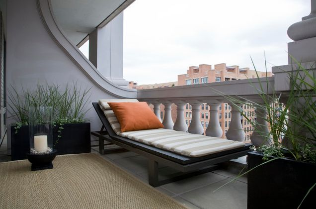 Stylish balcony decor ideas for Balcony modern