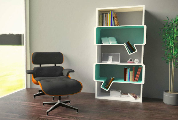 Modern Book Shelves 20 bookshelf decorating ideas