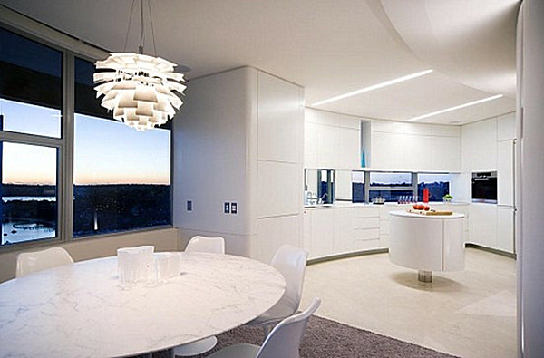 ... contemporary dining room with modern dining table pendant light.jpg