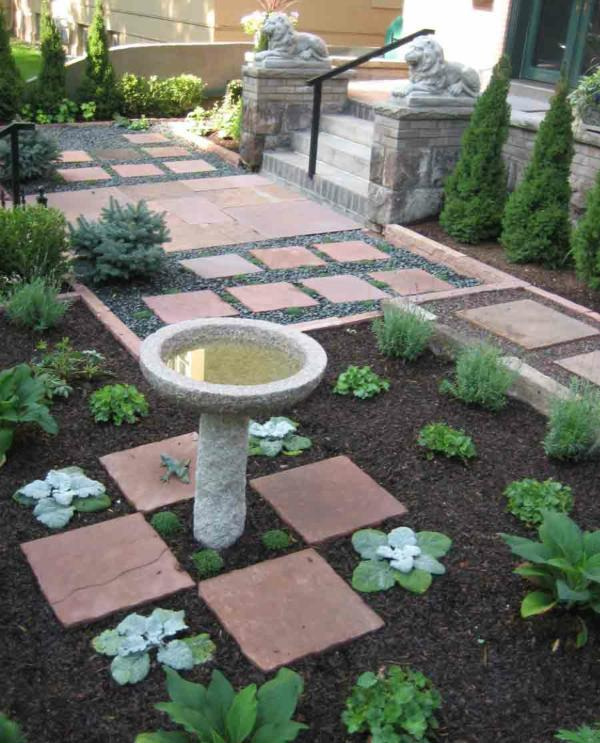 20 modern landscape design ideas for Gravel garden designs