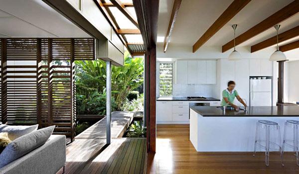 modern kitchen storrs road residence