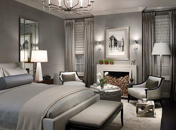 monochromatic bedroom design Monochromatic Designs: How to Pull it Off