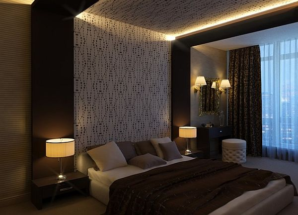 Monochromatic color palette for relaxing bedroom decoist for Color palette for bedroom ideas