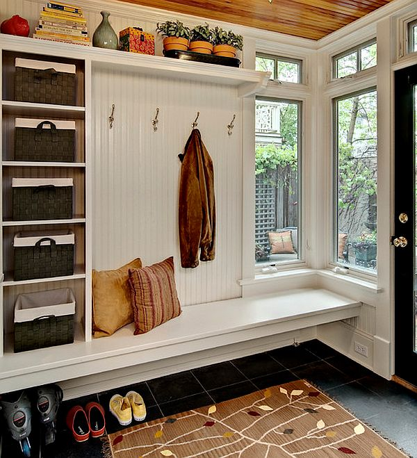 Mudroom Design Idea Decoist