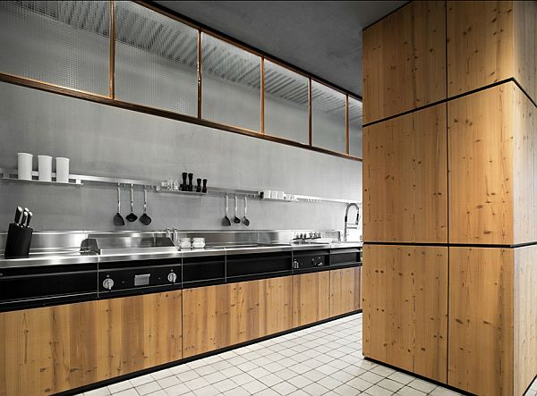 natural skin kitchen furniture Natural Skin kitchen by Minacciolo