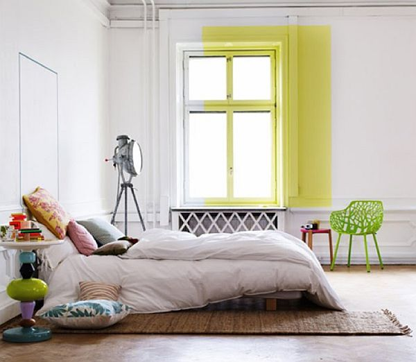 Implementing Neon Colors Tastefully: 17 Design Ideas