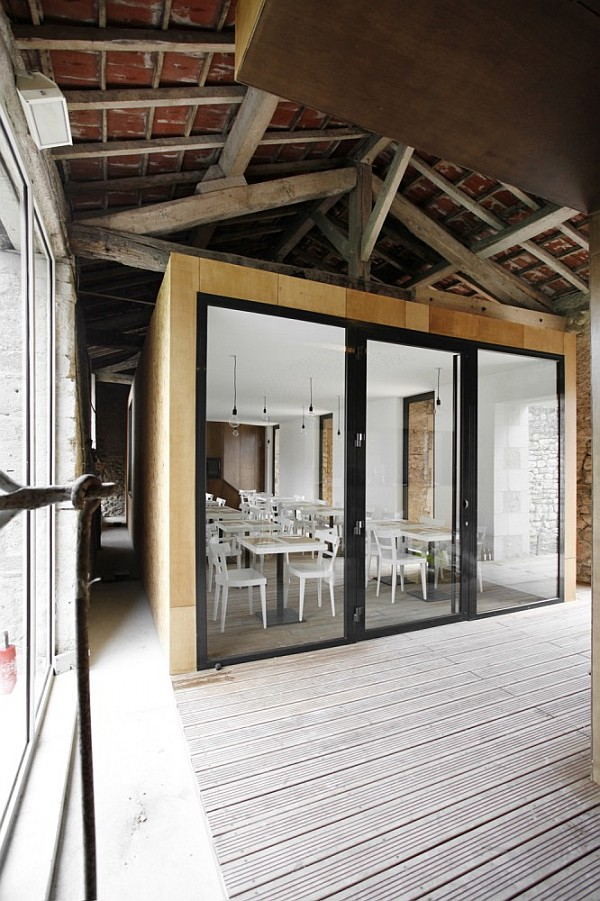 Old Barn Renovation Transforming Into Simple Trendy