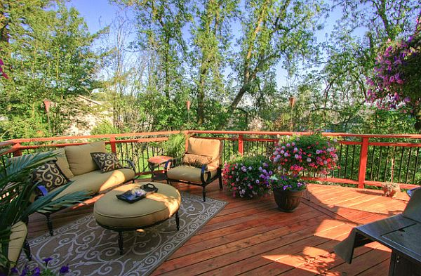 outdoor design layout How to Update Your Deck for Summer