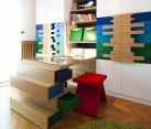playful study room for kids