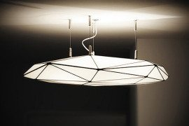 Stylish Pendant Lamp by Bartosz Swiniarski, Look Like a Potato