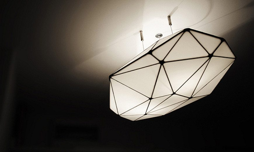Stylish Pendant Lamp by Bartosz Swiniarski, Look Like a Potato
