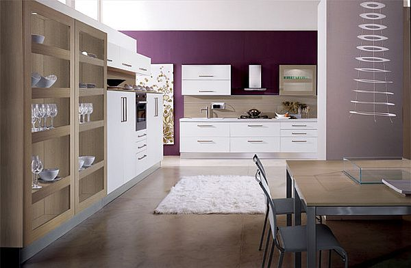 purple and white kitchen cabinets bilma kitchens by european cabinets