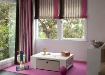Block the Sun with Sophisticated Roman Shades
