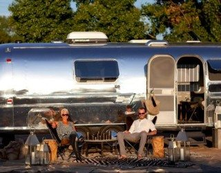 Moroccan Style 1969 Airstream Brings Back the Retro