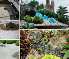 rock garden ideas