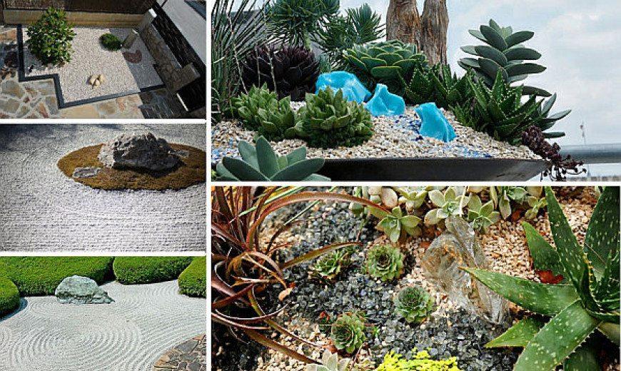 Let's Rock!: 20 Fabulous Rock Garden Design Ideas