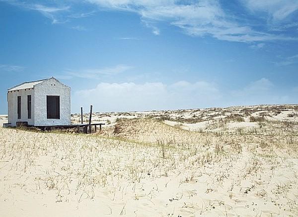 rustic beach hut - Cabo Polonio