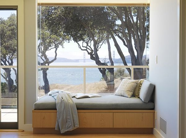 san francisco contemporary house with stunning views reading nook