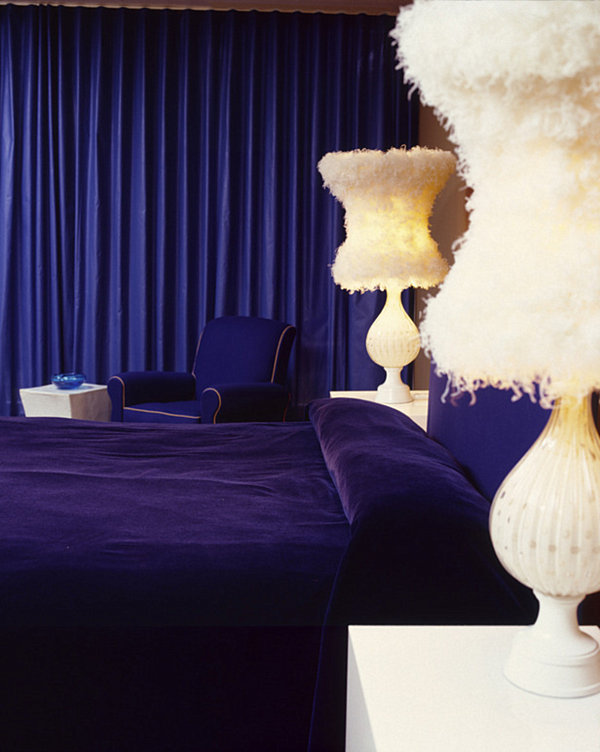 Dazzling Jewel Toned Decor