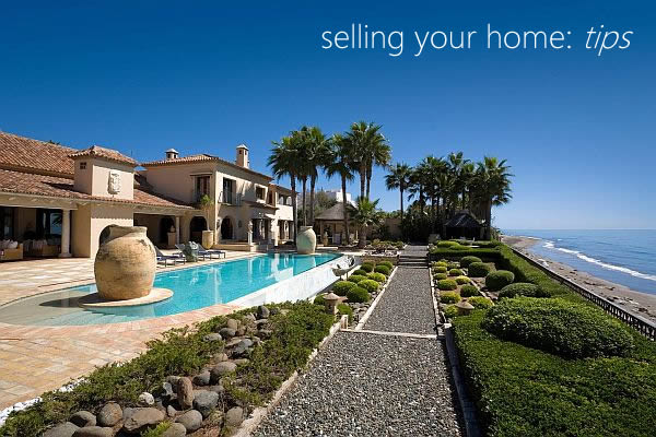 selling your house - prepare your home